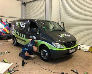 Oslikavanje vozila - Robi