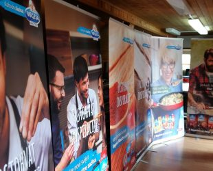 Pop-up display sustavi - Robi
